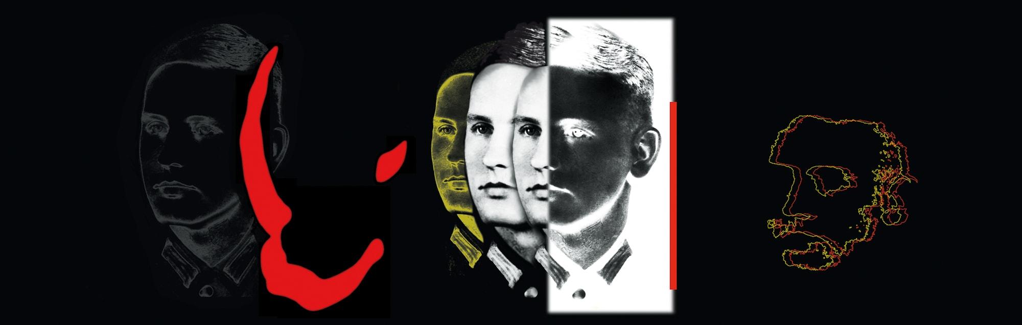 Inkjet Print: Der Tote darf nicht sterben 1994