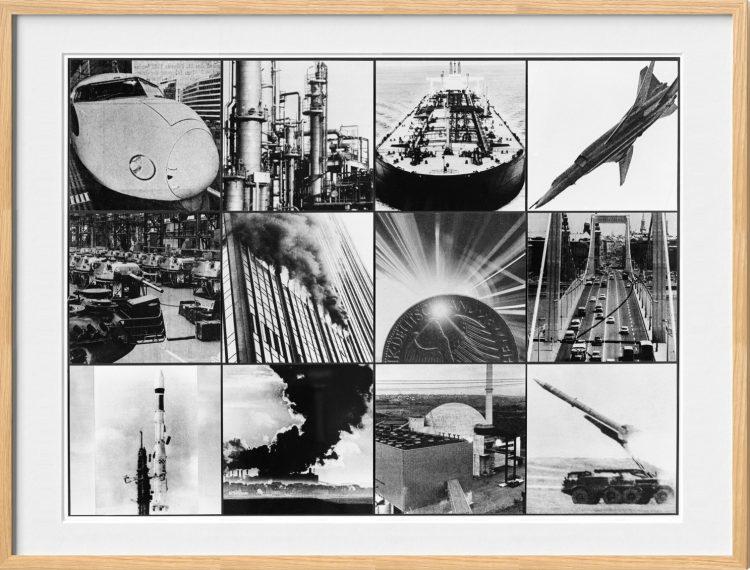 Collage, Fast jeder mit jedem - gegen alle anderen, 1981