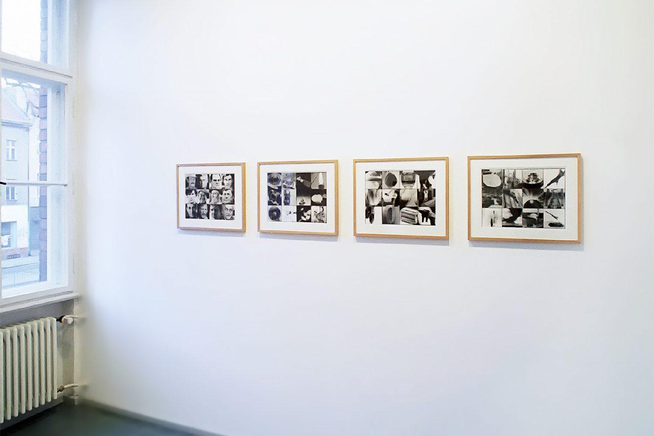 SSWP Ausstellung im Kunst- und Medienzentrum Adlershof, 2000